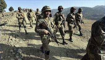 巴基斯坦军人.图片来源:网络-巴基斯坦两年 利剑 反恐军事行动击毙...