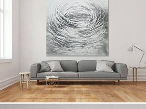 ...约灰色线条圆圈素描抽象装饰画图片设计素材 高清模板下载 14.77MB...