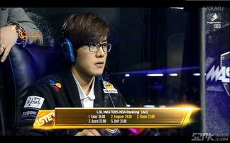 ...OL韩国大师赛SKT T1 VS CJ Entus视频 LOL韩国大师赛SKT比赛视频