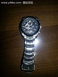 ...用钱出售卡西欧edifice ef 524 有要的联系我 珠宝 黄金 首饰 手表 眼镜