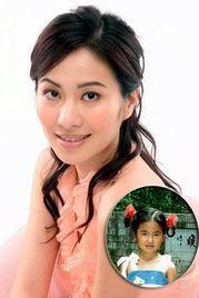杭州姑娘叶璇,童年照跟现在比起来,还真是那句话女大十八变,越变...