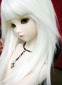 单纯的美丽 SD娃娃