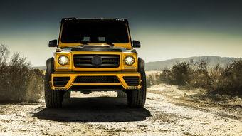 Mansory改装奔驰G级发布 配碳纤维套件-国际车讯