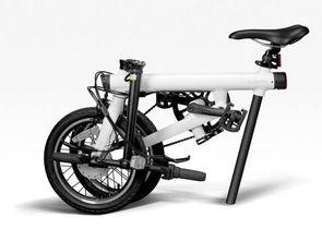 白领新宠 小米电动自行车智能又可折叠