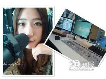 ...播(电台DJ+TV)-电台主播小志玲 教你神秘混血妆容