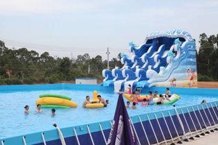 陆川最好玩的水上乐园,精彩活动轮番上演 活动期间女士免费啦