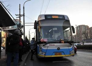 北京首条 油改电 电车线路开跑