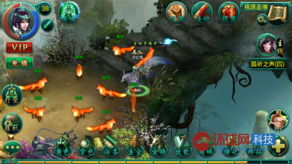 缥缈行-游戏整体的战斗节奏还是比较快的,随着等级的升高,玩家可以拥有多...