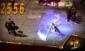 八卦剑诀-挑战操作极限 剑圣传奇 武侠新战斗