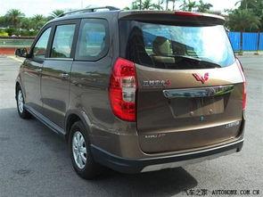 五菱宏光S自动挡上 售价7.38 7.93万元 -宣城南方五菱