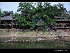 洪雅柳江古镇