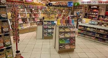 ...万元投资开家洋糖果店 创业好选择