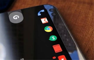 HTC新机曝光,无边框 前后4镜头