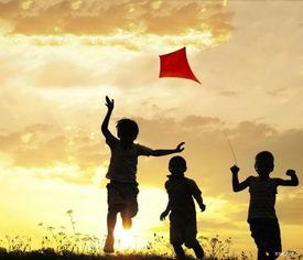有关放风筝的英语作文