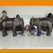 华尔街牛其他动物的相册图片 唐县树林工艺品厂