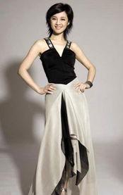 凤凰卫视美丽女主播许戈辉的成功与成长 -娱乐频道