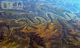 ...黄土高原之上的九曲黄河-行走黄河那些最动人的曲线 自驾晋陕大峡谷