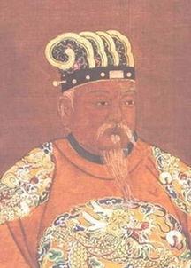 汉高祖刘邦 刘邦死于公元前195年,在位12年,谥号高祖皇帝.是中国...