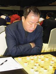 象棋国际特级大师也有输棋的时候,即便是大名鼎鼎的赵国荣.这不,...