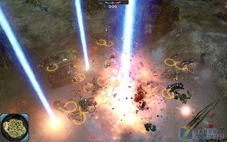 《战锤40K:战争黎明2混沌崛起》测试场景画面-比星际2更烧硬件 10...