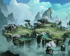 完美世界遮天 带你历游荒古世界 地图场景赏析