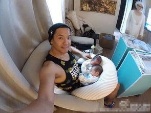 台湾艺人范玮琪与老公陈建州1月迎来双胞胎儿子,