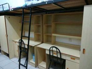 武汉理工大学华夏学院宿舍条件怎么样 宿舍图片