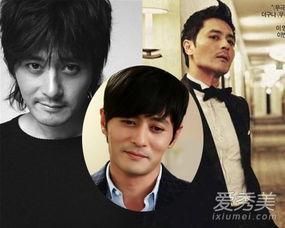 韩国最帅男演员排行榜出炉 10大男神发型PK 10