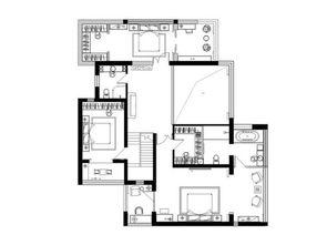 别墅装修设计平面图-350平欧式风格别墅实景装修案例,亲朋好友坐在...