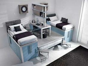 40小户型装修效果图 八款节省空间的创意家居