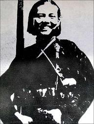 伤被俘,在狱中坚贞不屈,1936年8月28日英勇就义.