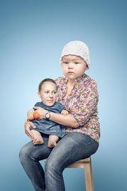 ...l Ripke创意的父母与子女合影 当婴儿统治世界 4