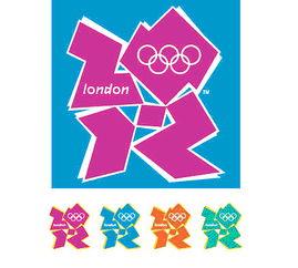 2012年伦敦奥运会会标设计-北京2008奥运会给人们的视觉享受留在心...