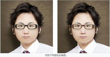 圆脸适合戴什么眼镜框