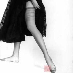 丝袜是如何在姑娘的大腿上演变的