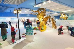 九九真元-...去过九个尖叫 99元 2人在广州打雪仗 装备免费 还有N个游乐项目 停...