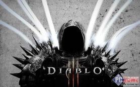 黑暗的名字-暗黑3仅支持四名玩家合作游戏