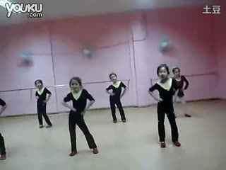 儿童舞蹈 舞蹈教学 分解动作
