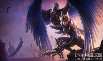 英雄联盟德玛西亚之翼攻略 翱翔天际的雄鹰