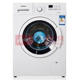 西门子洗衣机故障代码 国美在线