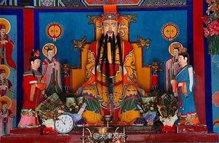 十方诸神及人间万灵的最高神,天上地下的各路神仙在这天都要隆重庆...