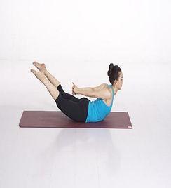 8招矫正驼背瑜伽动作 让你远离驼背困扰