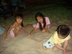 天域儿童乐园的海洋球池