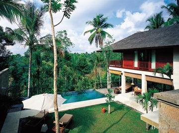 艳遇巴厘岛 东南亚曼妙风情的度假山庄