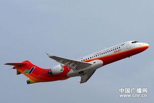 直击 国产新支线飞机ARJ21完成首次失速试飞