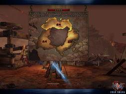 但愿无殇-《战殇》的玩法设计以国战为核心,在游戏最初将世界划分为3大敌对...