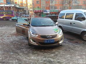 北京现代 老款朗动改装