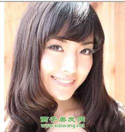 2012流行女生长发烫发发型