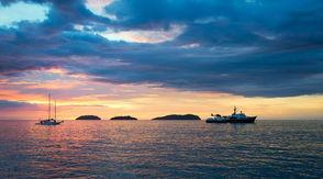 彩云归-马来西亚 沙巴海岛光怪陆离