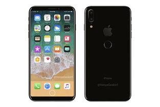 后置TouchID版iPhone 8?-分析称苹果仍被大家低估,iPhone 8将助其...